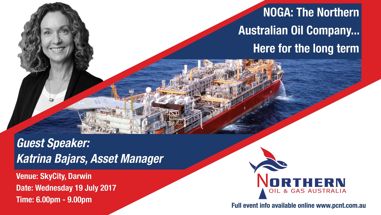 Energy Club NT - NOGA: The Northern Australian Oil Company - Here